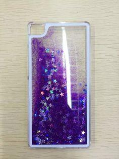 Fashion Dynamic Liquid Glitter Colorful Paillette Sand Quicksand Back Case Cover For Huawei P8 Lite P8lite/P8 mini