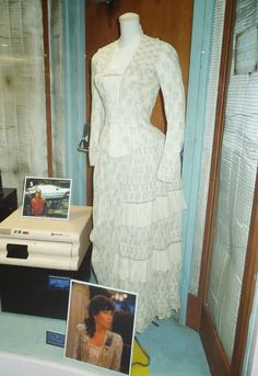 Clara Clayton gown Back to the Future Part 3