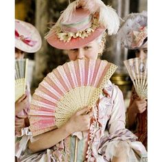 The Costumes of Marie Antoinette | The Movies and the Woman ❤ liked on Polyvore