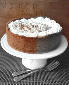 Dolci a go go: Mississippi Mud Pie