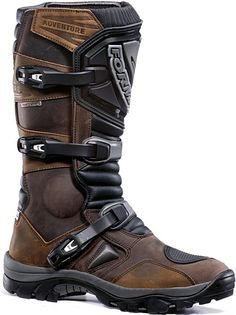 Forma Adventure Boots - Brown £159.99 http://www.formotorbikes.com/forma-adventure-boots