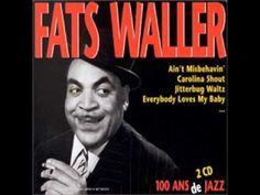 "▶ Fats Waller""Dem Dry Bones"" 1940 - YouTube"
