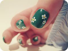 Oh! Such a great use of this green colour.