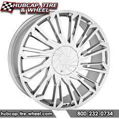 Starr 469 SKS Chrome Wheels & Rims