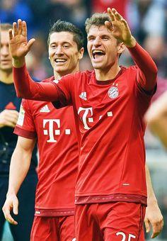 Lewandowski and Müller