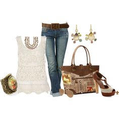 Newspaper Fun, created by hatsgaloore on Polyvore