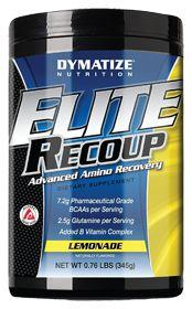 Dymatize Nutrition Elite Recoup Lemonade, 0.76 Pound , Powder