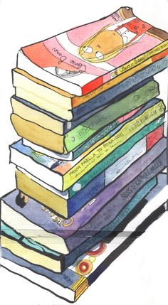 stacked books clipart clip art books black and white bible