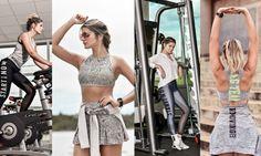 Thássia Naves, uma das blogueiras mais influentes da moda, lança sua coleção de sportswear em parceria com a Alto Giro. São peças versáteis que traduzem o movimento atlhesuire, provando que as peças podem ser usadas inclusive no dia a dia. Confira os looks na www.flashesefatos.com.br