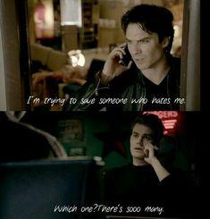 Mean, Stefan...