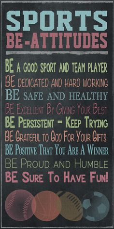 Girls Sports Wall Decor