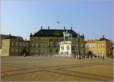 Amalienborg Palace Photos