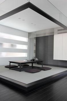 Japanese Style, Interior Design, Mirror, Decoration, Room, Furniture, Ideas, Home Decor, Design Interiors