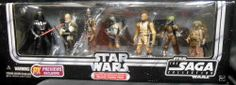 HASBRO THE SAGA COLLECTION BOUNTY HUNTER PACK / HUNT FOR THE MILLENNIUM FALCON 3.5インチ
