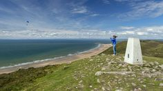 Rhossili and South Gower Coast