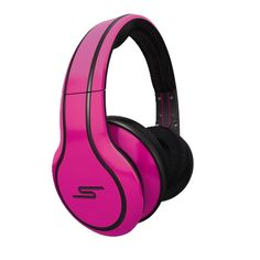 SMS Audio STREET by 50 Wired Over-Ear Headphone pink LE