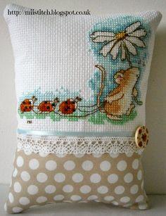 Mii Stitch: Ladybird Walk - Margaret Sherry