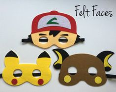 P. Go 5 in 1 Printable/Cut Mask File Mask by AtelierElegance