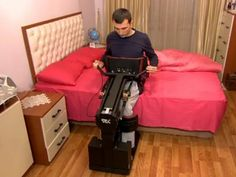 Este dispositivo incrível acaba de deixar obsoletas as cadeiras de rodas - Gizmodo Brasil