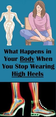What Happens in Your Body When You Stop Wearing High Heels - Healthy Diet Tips Health And Wellness Quotes, Wellness Fitness, Wellness Tips, Health Fitness, Healthy Diet Tips, Healthy Detox, Diet And Nutrition, 300 Workout, Natural Health Tips