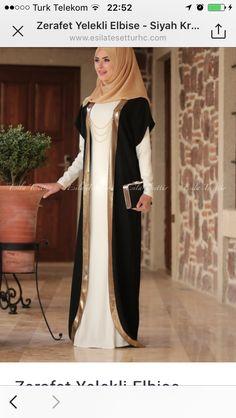 Latex abaya