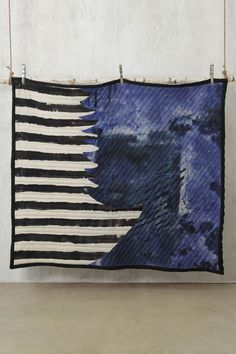 stripes overcome quilt