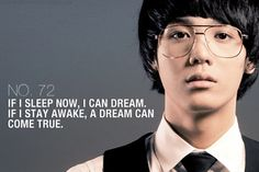 U dream everyday, but u need to work towards that dream for it to come true. My Lover Quotes, K Quotes, Lyric Quotes, Best Quotes, Life Quotes, Ol Fashion, Korean Drama Quotes, Artist Quotes, Korean Star
