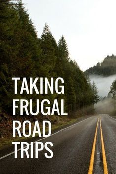 Taking Frugal Road Trips (Even When Gas Prices Are High) Money Saving Tips for Travel Budget Road Trips Travel Hacks Road Trip Packing, Us Road Trip, Road Trip Essentials, Family Road Trips, Road Trip Hacks, Family Travel, Europe Packing, Traveling Europe, Backpacking Europe