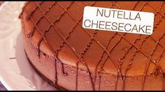 Chessecake de Nutella - Confissões de uma Doceira Amadora