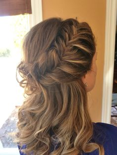 Hairstyle by Ivana hair design #mobile wedding service #gta #mississauga