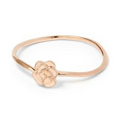 little emblem pink gold ring rose LE-AR217 #littleemblem #ring #pinkgold #rose #ruby #em #emgrp