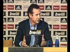 Real Madrid  Despedida de Jorge Valdano