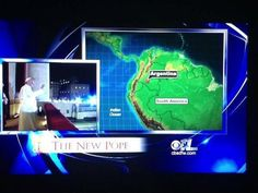 """Geography fail, from a CBS affiliate in Texas. Perhaps they used Apple Maps."" -George Takei"