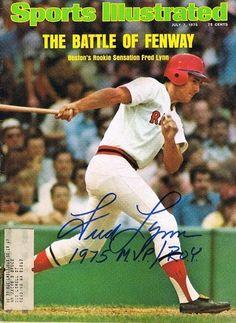 MLB All Star Outfielder - Fred Lynn