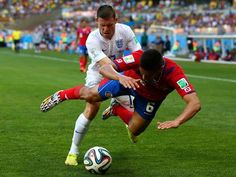 England vs Costa Rica match report World Cup 2014: England slink home with a familiar tale of wasted chances - World Cup 2014 - Football - T...