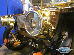 NEC Classic Motor Show: A Real Blockbuster - Heritage