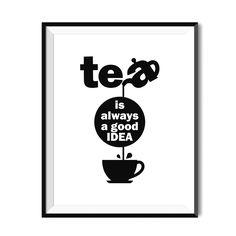 Tea is always a good idea Good Things, Decor, Decoration, Decorating, Deco