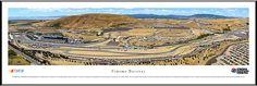 Sonoma Raceway Blakeway Panoramas NASCAR Print