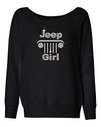 JEEP GIRL SEVERAL STYLES