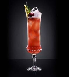 More bartenders should know how to make a [real] Singapore Sling!