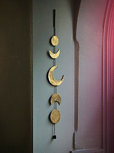Gold Moon Chime Free People