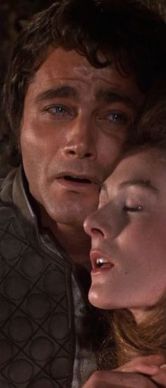 Time to end it, but how? For the sake of friendship, for the sake of love, it must be done; before wounds cannot be closed. Still, parting is like murdering the soul. | Lancelot and Guinevere (Franco Nero and Lynn Redgrave, 1967 film CAMELOT).