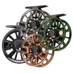Ross Evolution LT Fly Reel. For more fly fishing and fly reels please follow and check out www.theflyreelguide.com   Also check out the original pinners Fishwest site and support. Thanks  #flyfishing