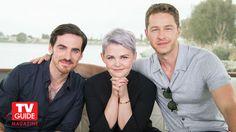 Once Upon a Time @ Comic-Con 2015 (Part 1)! Jennifer Morrison! Lana Parr...