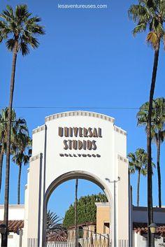 Entrée des Studios Universal Hollywood à Los Angeles, Californie, USA. Si vous vous demandez si cela vaut le détour, nous vous proposons une revue détaillée de notre visite lors de notre séjour aux États-Unis ? Envie d'en savoir plus ? Lisez notre article pour vous décider.