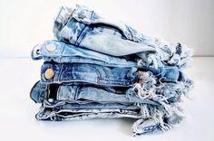 Jean short stack