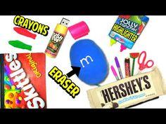 DIY Black Liquid-Filled Edible EOS | Jelly Cake EOS | Raindrop Cake Emoji EOS! - YouTube