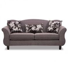 I can't quite decide about this couch... the shape is great though