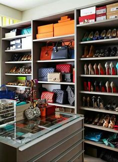 Captivating Closet Envy U2013 13 Gorgeous Designs And Storage Ideas | Closet, Shoe Closet  And Jewelry