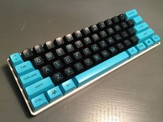 Pulse SA keyset on Poker II